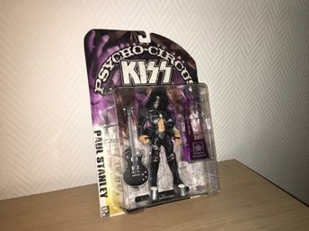 Kiss - Paul psycho circus figurin error version har Ace gibson gitarr