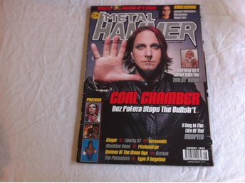 Metal Hammer - Coal Chamber, System Of A Down m fl