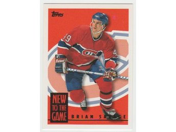 TOPPS 95-96 New To The Game # 21NG SAVAGE Brian