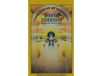 Sorceress of darshiva, David Eddings (Pocket Eng)