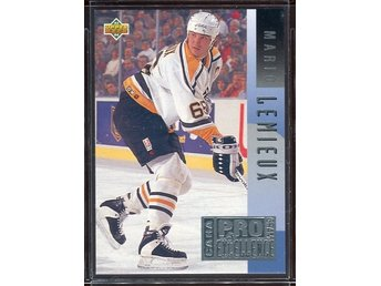 Mario Lemieux - 1993-94 Upper Deck Program of Excellence