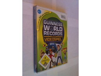 Wii: Guinness World Records - The Video Game
