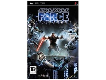 Star Wars: The Force Unleashed - Sony PSP - Varberg - Star Wars: The Force Unleashed - Sony PSP - Varberg