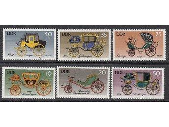 DDR 1976. Minr: 2147-52 ** - Njurunda - DDR 1976. Minr: 2147-52 ** - Njurunda