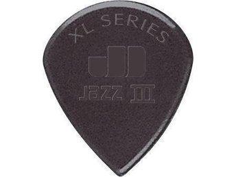 Dunlop Jazz III XL 10 st Plektrum för gitarr - Nyköping - Dunlop Jazz III XL 10 st Plektrum för gitarr - Nyköping