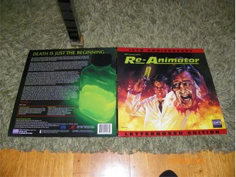 Re - Animator 10th anniverary Leterbox edition Elite 1st LD