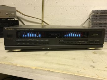 Stereo Graphic Equalizer Technics SH-GE70 ***** 1:-*****
