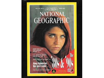 5 x CD - National Geographic - The 80,s & 90,s