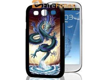 Galaxy S3(i9300)/ Dragon /3D mobilskal/mobilskydd - Solna - Galaxy S3(i9300)/ Dragon /3D mobilskal/mobilskydd - Solna