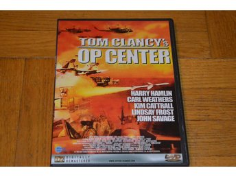 Tom Clancys - OP Center ( Harry Hamlin Johan Savage ) - 1995 - DVD
