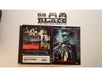 New Jack City DVD