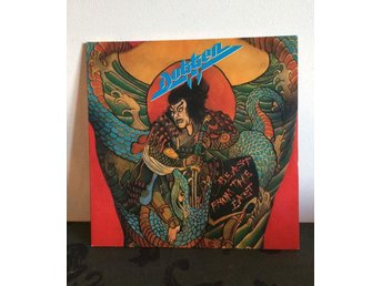 DOKKEN- Beast from the east (Live dubbel, GF)- LP