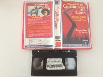 Children of The Corn (1984) - Sandrews/Thorn EMI - Trollhättan - Children of The Corn (1984) - Sandrews/Thorn EMI - Trollhättan