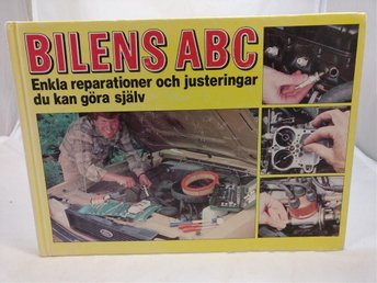 Bilens ABC - 1981 - reperationshandbok - reperationsbok - bil
