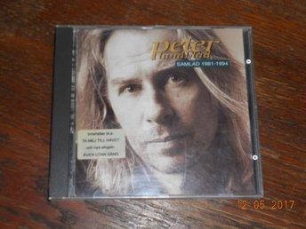 PETER LUNDBLAD - Samlad 1981-1994, CD Sonet 1994 Ta mej till havet - Gävle - PETER LUNDBLAD - Samlad 1981-1994, CD Sonet 1994 Ta mej till havet - Gävle