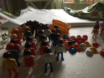 Playmobil gubbar retro - örkelljunga - Playmobil gubbar retro - örkelljunga