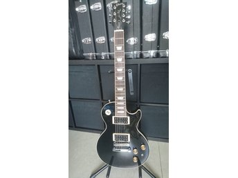 Gibson Les Paul Classic 7 String Ebony 2014 Limited Edition Seymour Duncan
