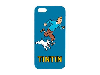 The Adventures of Tintin iPhone 5C skal / mobilskal
