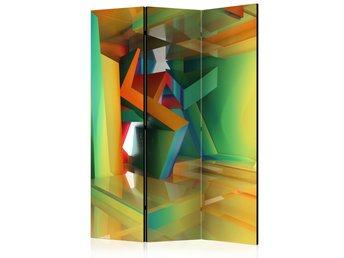 Rumsavdelare - Colourful Space Room Dividers 135x172