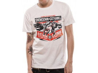 BATMAN VS SUPERMAN - SHOWDOWN IN GOTHAM T-Shirt (UNISEX) - Medium