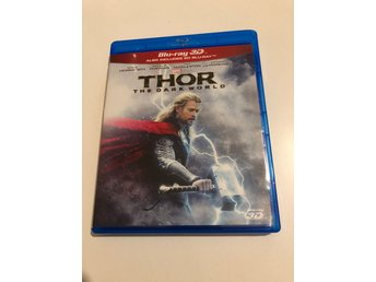 Thor - The dark world - Sv. Text - Blu ray 3D