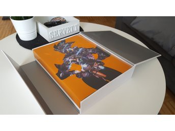 The Art of Overwatch special limited edition med konsttryck