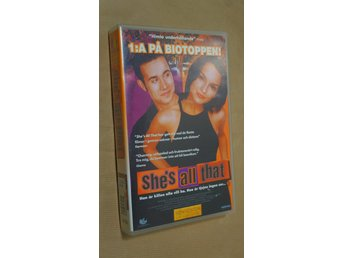 Shes All That (VHS)