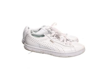 Puma, Sneakers, Strl: 38, court star, Vit
