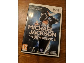 Michael Jackson The Experience - Nintendo Wii Dance Spel