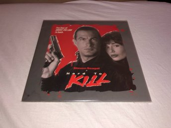 Hard to kill - Steven Seagal - 1st Laserdisc