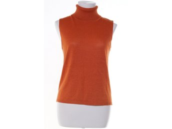 Lord & Taylor, Topp, Strl: S, Orange