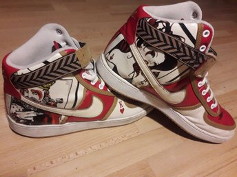 Ovanliga Nike Valentines Day Edition 2007 Vandal High Quickstrike