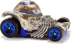 Hot Wheels HW Cars Bilar Disney Metall Star Wars R2D2 R2-D2 Dirt