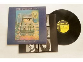 ** The J. Geils Band ‎– Nightmares ...And Other Tales From The Vinyl Jungle **