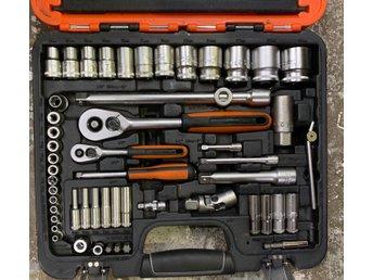 Prima ᐈ Köp Verktygssatser & nyckelsatser - Verktyg på Tradera • 57 EQ-63