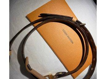 Louis Vuitton Adjustable Shoulder Strap 16 Mm M 423972400 Áˆ Kop Pa Tradera