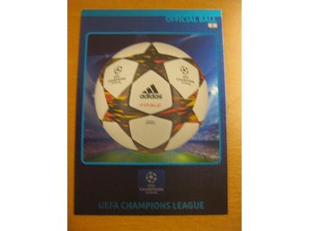 OFFICIAL BALL - CHAMPIONS LEAGUE 2014-2015