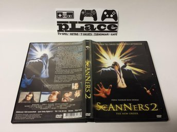 Scanners 2 DVD