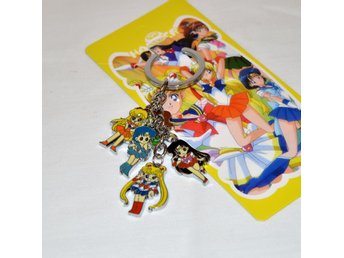 Sailor Moon nyckelring