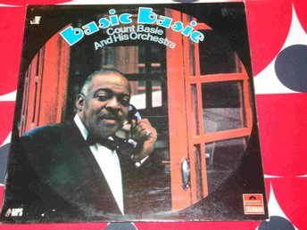 COUNT BASIE AND HIS ORCHESTRA - BASIC BASIE LP 1970