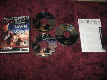 DAWN OF WAR WARHAMMER 40 000 PC CD-ROM