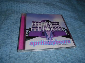Spritneybears - A Night at Spritney Mansion (CD) NM/EX