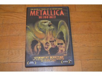 Metallica - Some Kind Of Monster 2-Disc DVD
