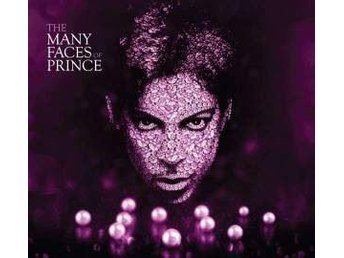 Various - The Many Faces Of Prince (2016) 3-CD, Music Brokers, Digi Pak, New
