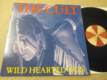 "The Cult ""Wild Hearted Son"""