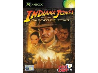 Indiana Jones And The Emporors Tomb (Tysk Version)