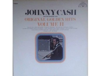 Johnny Cash And The Tennessee Two titel* Original Golden Hits Volume II* US LP - Hägersten - Johnny Cash And The Tennessee Two titel* Original Golden Hits Volume II* US LP - Hägersten