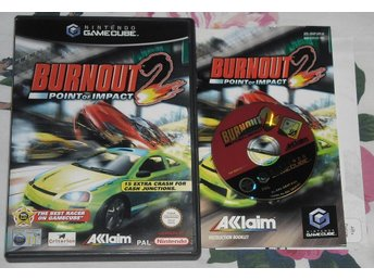 Nintendo GameCube: Burnout 2: Point of Impact