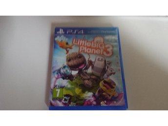 Little Big Planet 3 PS4 - Upplands Väsby - Little Big Planet 3 PS4 - Upplands Väsby