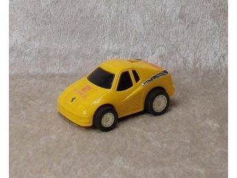 TESTAROSSA TURBO - leksaksbil med drivfunktion - Sala - TESTAROSSA TURBO - leksaksbil med drivfunktion - Sala